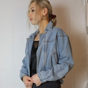 Brandy melville jean jacket